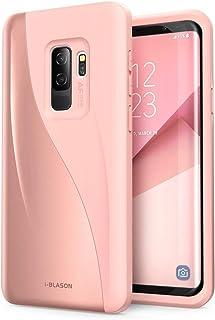 i-Blason Case for Galaxy S9+ Plus 2018 Release, Luna Series Premium Hybrid Protective Case (RoseGold)