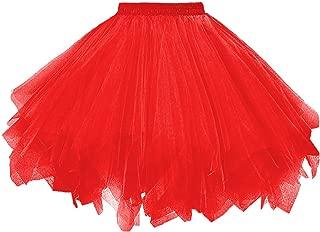 Vintage 1950s Short Tulle Petticoat Ballet Bubble Tutu