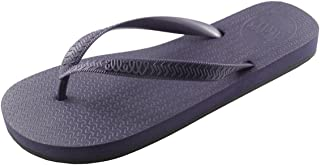 44e96b17258727 Men s Flip Flops with Interchangeable Straps and Boomerang Shaped Plugs