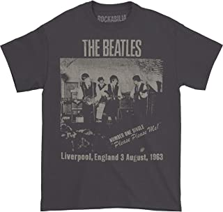 The Beatles - Cavern Club T-Shirt Size M Black