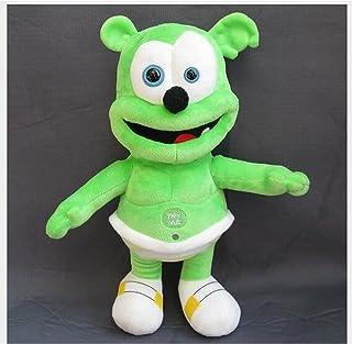 Gummy Bear Blue Eyes Gummy Bear Voice Pet Funny Lovely Doll Toys Sounding Plush Toys Best Gifts For Kids