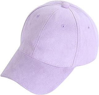 58cda2e2 Fashion Unisex Men Women Suede Baseball Cap Season Sport Sun Adjustable Baseball  Hat New