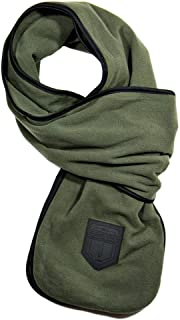 BioScarf - Fashion Travel Scarf with Built-in Air Filter Protects Against Germs, Allergens and Smoke