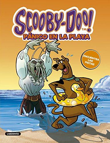 Scooby-Doo. Pánico en la playa: 39 (Misterios a 4 patas)