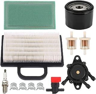 Trustsheer 499486 698754 Air Filter 273638 Pre-Filter for John Deere D140 D130 L120 Z425 X130R X135R X140 L118 LA135 LA120 LA130 LA140 Briggs & Stratton 18-26 HP Intek V-Twins Engines