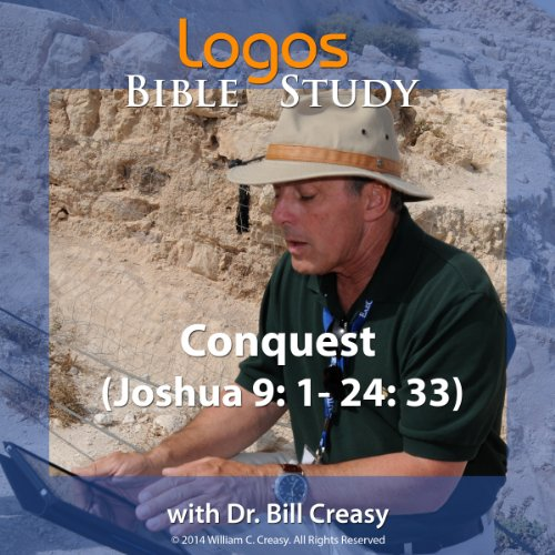 Conquest (Joshua 9: 1- 24: 33) audiobook cover art