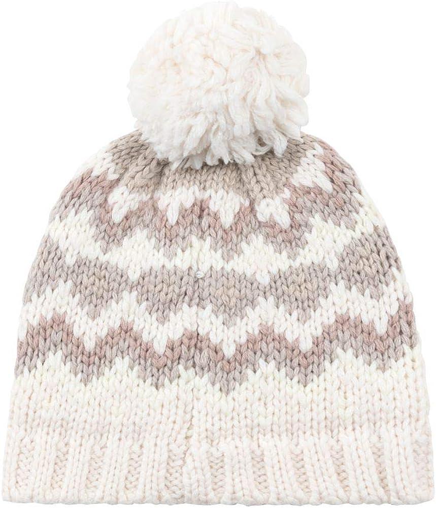 LEMON Womens Fairisle Hat