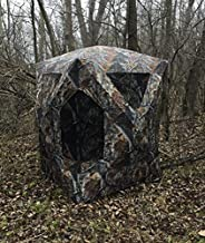 Rusk Two-Tall Extra Tall Two to Three Person Hunting Blind