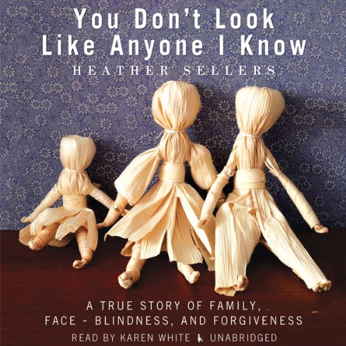 You Don't Look Like Anyone I Know audiobook cover art