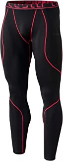 Men's Thermal Wintergear Compression Baselayer Pants Leggings Tights