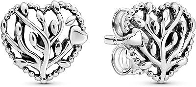 Pandora Orecchini a perno Donna argento - 297085