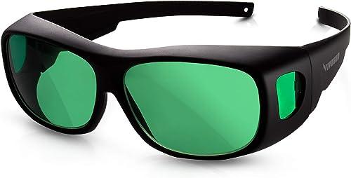 wholesale VIVOSUN 2021 Indoor Hydroponics LED online sale Grow Room Glasses with Glasses Case online sale