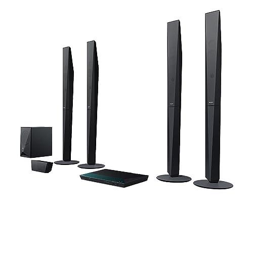 Sony BDV-E6100.CEL Système Home Cinema Blu-ray 3D 5.1 1000 W HDMI USB Bluetooth/Wifi Noir