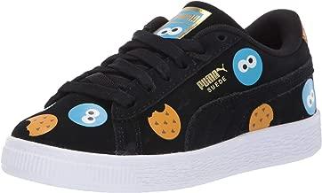 PUMA Kids' Sesame Street 50 Suede Sneaker