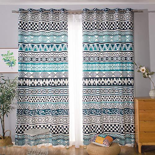 cortinas lino ventana