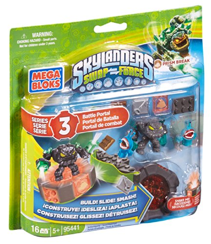 Mega Bloks Skylanders Prism Break Battle Portal