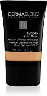 Dermablend Smooth Liquid Camo Foundation (Medium Coverage) - Bisque 30ml/1oz
