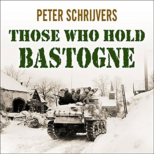 Those Who Hold Bastogne cover art