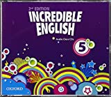 Incredible English: 5: Class Audio CDs (3 Discs)