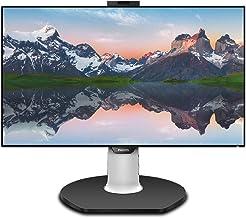 "Philips Brilliance 329P9H 32"" Monitor, 4K UHD, IPS, 108% sRGB, USB-C connectivity, Windows Hello pop-up Webcam, LightSenso..."
