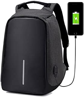 USB Charge Anti-Theft Backpack Waterproof 15inch Laptop Backpack