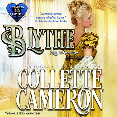 Blythe: Schemes Gone Amiss cover art