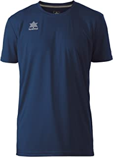 comprar comparacion Luanvi Pol Camiseta de Deportes Manga Corta Hombre