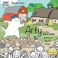 Arty à la Ferme: Arty on the Farm (Arty the Cat)