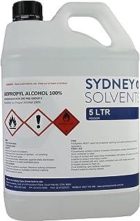 IsoPropyl Alcohol - IPA Isopropanol 100% 5 Litre