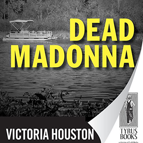 Dead Madonna audiobook cover art