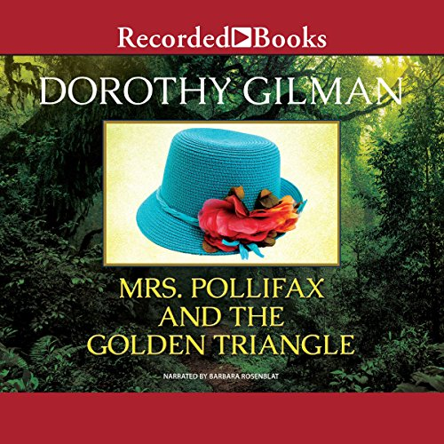 Mrs. Pollifax and the Golden Triangle Titelbild