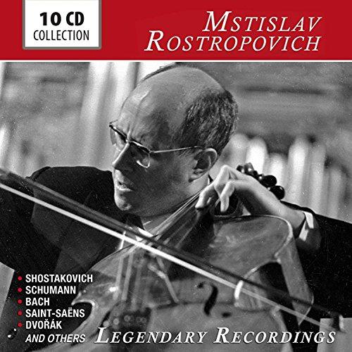 Rostropovich - Legendary Recor