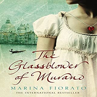 The Glassblower of Murano cover art