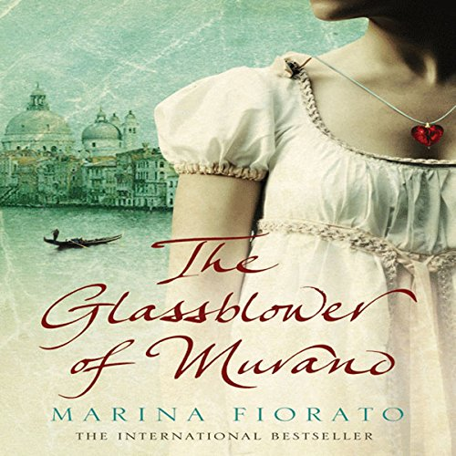 The Glassblower of Murano                   By:                                                                                                                                 Marina Fiorato                               Narrated by:                                                                                                                                 Cristian Solimeno,                                                                                        Kate Magowan                      Length: 7 hrs and 14 mins     21 ratings     Overall 4.0