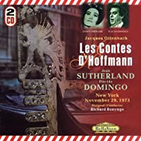 Offenbach: Les Contes D'Hoffmann by Dame Joan Sutherland