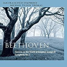 beethoven cantata on the death of joseph ii