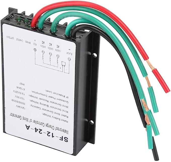 Energy Controllers Wind Generator Charge Controller Regulator 12V ...
