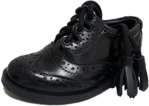 Thistle - Chaussures Ghillie Brogues Highland Highland Highland - Accessoire Kilt - bébé 2dd