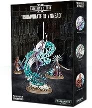 Games Workshop Warhammer 40k Ynnari Triumvirate of Ynnead Gathering Storm II