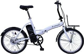 CITROEN(シトロエン) TM-FDB200E 20インチ 電動アシスト 折りたたみ自転車 MG-CTN20EB