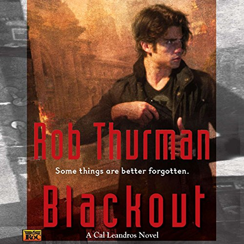 Blackout audiobook cover art