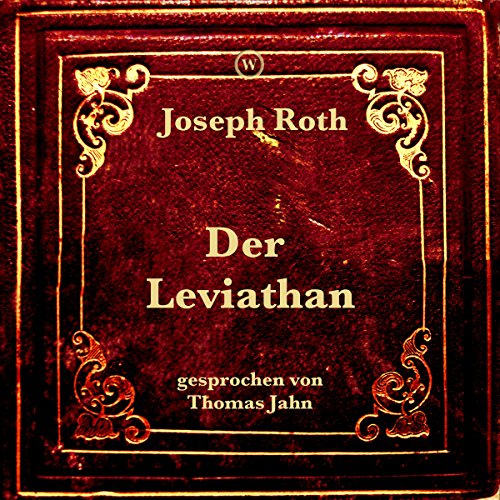 Der Leviathan audiobook cover art