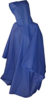totes Raines Children's Emergency Poncho with Built in Hood, One Size Fits Most, Colors May Vary, 1 Pack