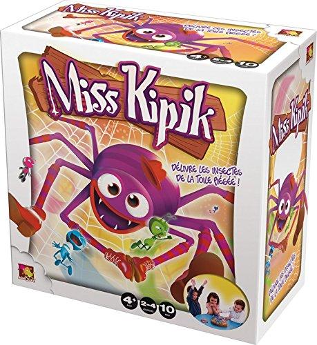 Asmodee 002426 - Miss Kipik, Geschicklichkeitsspiel