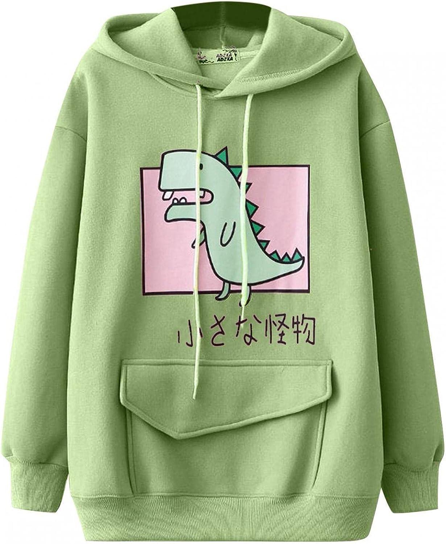 Fashion Womens Girls Sweater Shirt Tops Kawaii Style Pullover Hoodies