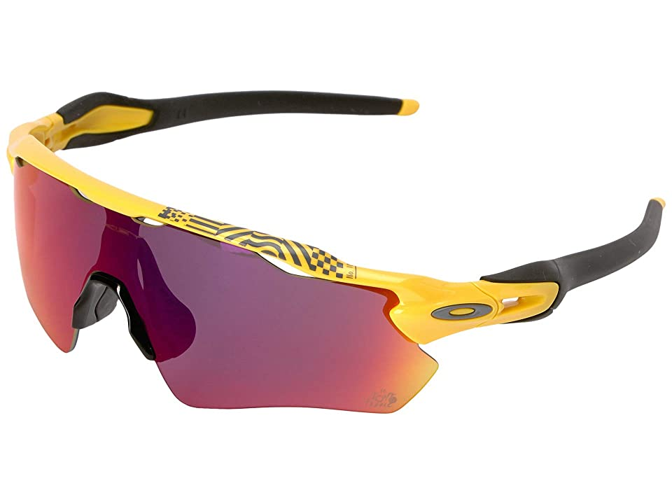 Oakley Radar EV Path (TDF Yellow w/ Prizm Road) Sport Sunglasses