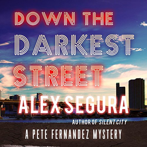 Down the Darkest Street audiobook cover art