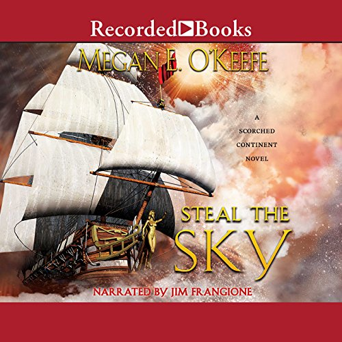 Steal the Sky audiobook cover art