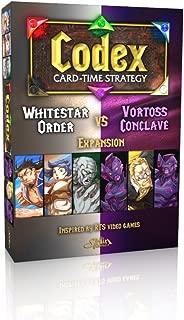 Sirlin Games Codex: Whitestar Order vs. Vortoss Conclave