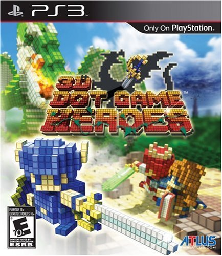 3d Dot Game Heroes / Game